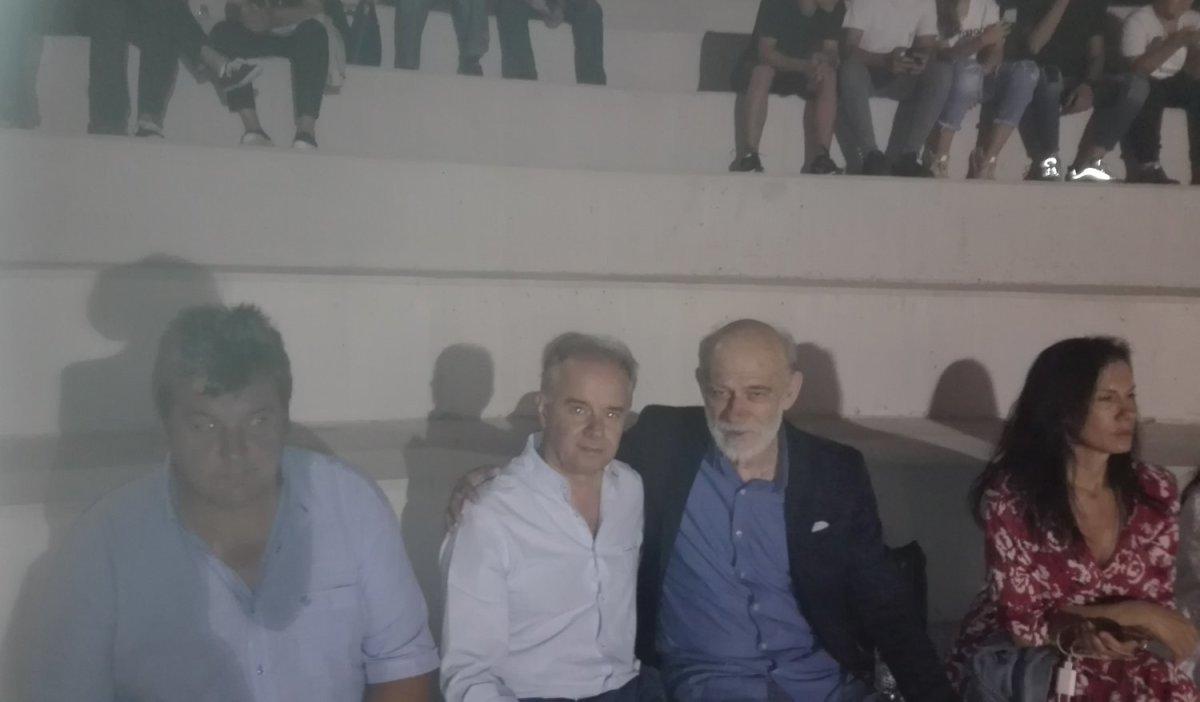 Ο Γ. Μανώλης στη συναυλία – αφιέρωμα για τον Στέλιο Καζαντζίδη