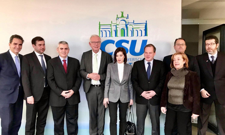 M. Χαρακόπουλος - Πρόεδρος Κ.Ο. CSU