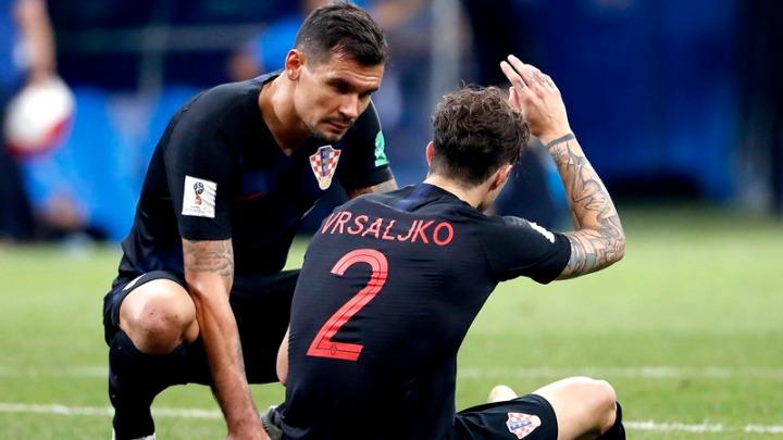 Μουντιάλ: Πλήγμα για την Κροατία, εκτός ο Βρσάλικο με την Αγγλία