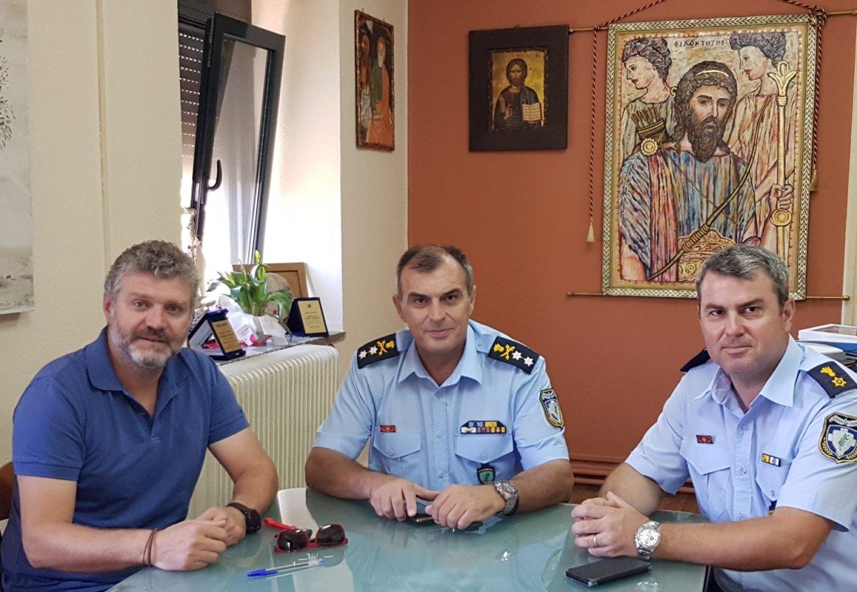 Στον Αντ. Γκουντάρα ο «θεσσαλάρχης» της Αστυνομίας