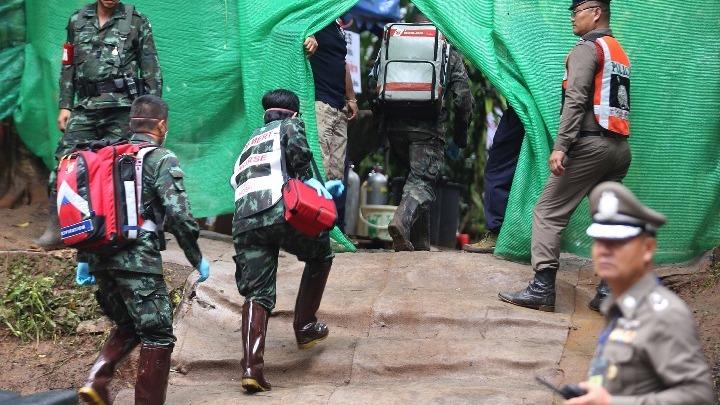 Ταϊλάνδη: Και πέμπτο παιδί διασώθηκε από το σπήλαιο