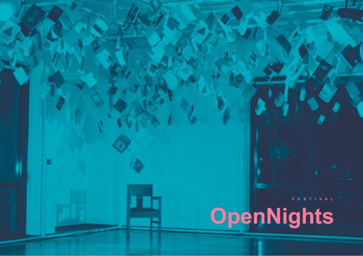 Κάλεσμα για συμμετοχή στο 4ο Φεστιβάλ Open Nights