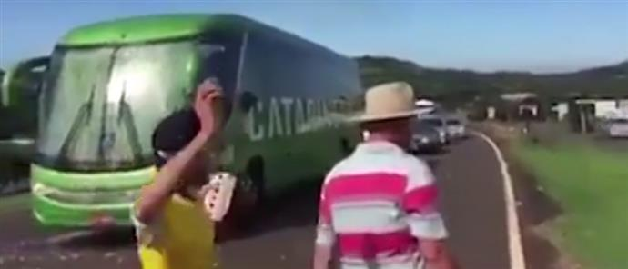 Αποδοκιμάστηκε η Εθνική Βραζιλίας