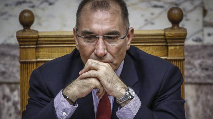 Παραιτήθηκε από αντιπρόεδρος της Βουλής ο Δημήτρης Καμμένος