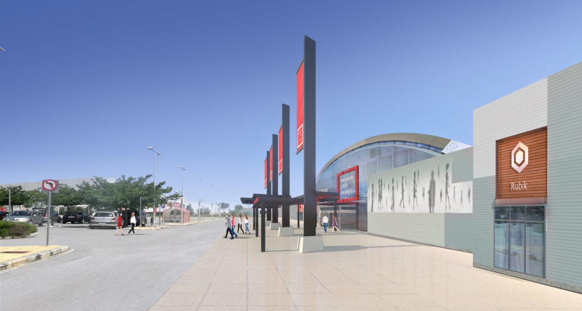 Λάρισα: Πότε θα δούμε την όψη του νέου εμπορικού κέντρου
