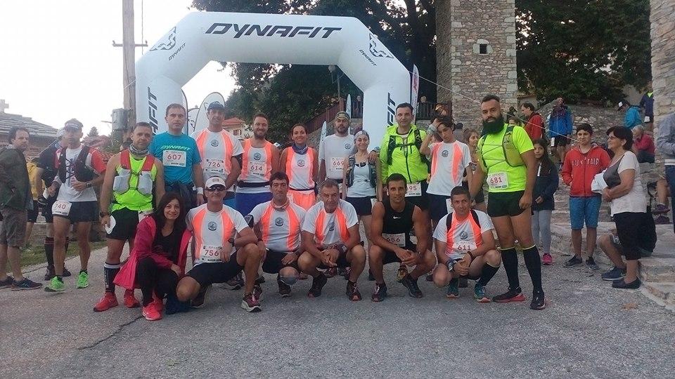 Σε όλη την Ελλάδα έτρεξαν οι Λαρισαίοι Μαραθωνοδρόμοι