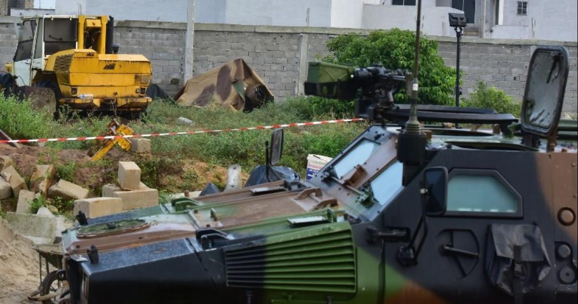 Συνετρίβη ελικόπτερο του γαλλικού στρατού – Νεκρός ο πιλότος