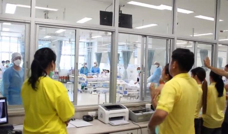 Ταϊλάνδη: Την επόμενη εβδομάδα θα βγουν από το νοσοκομείο τα παιδιά