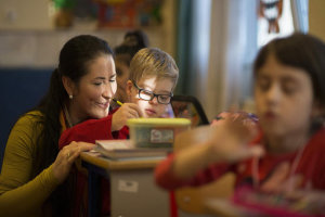 Με αφορμή την Παγκόσμια Μέρα εκπαιδευτικών…