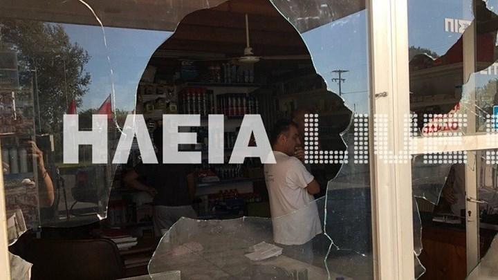 Αγρότης σε κατάσταση αμόκ σκόρπισε τον τρόμο σε χωριό της Ηλείας