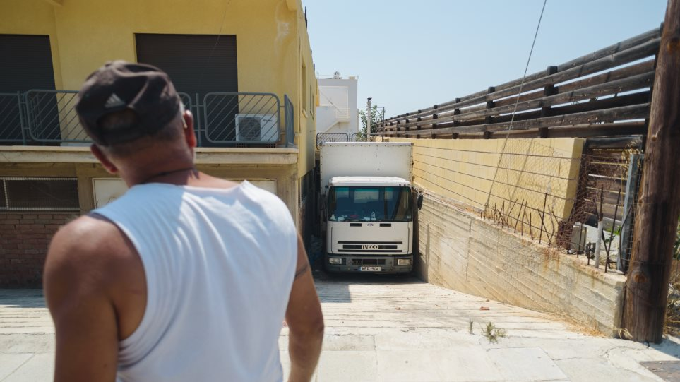 Κύπρος: Φορτηγό συνέθλιψε 56χρονο