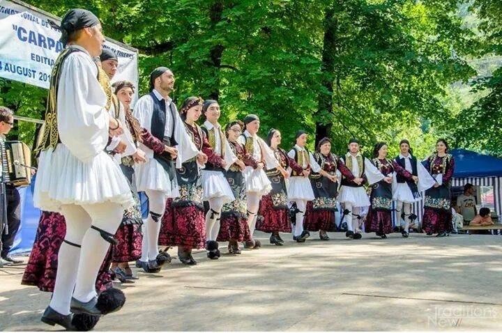 Ξεκινά αύριο το 3ο Διεθνές Φεστιβάλ Παραδοσιακού χορού