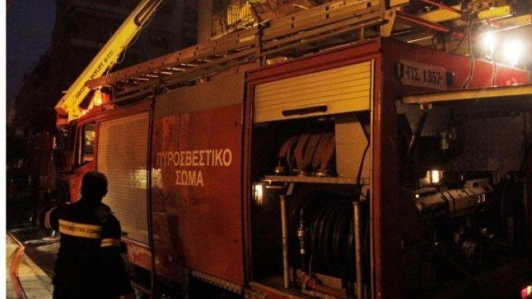 Φωτιά σε σπίτι – Στην εντατική με σοβαρά εγκαύματα δυο ανήλικοι