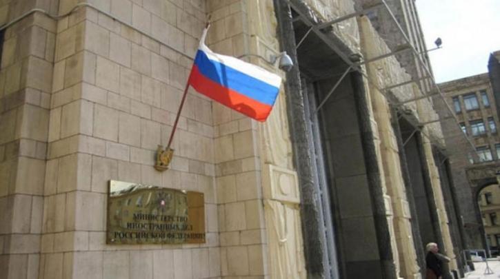 Στο ρώσικο ΥΠΕΞ κλήθηκε ο Έλληνας πρεσβευτής στη Μόσχα