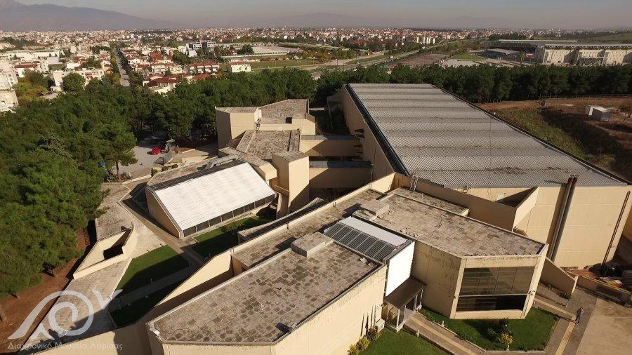 Τί λέει ο σκηνοθέτης της ταινίας για το Διαχρονικό Μουσείο Λάρισας