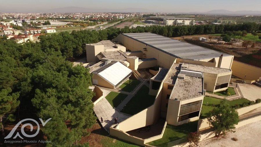 «Αθέατη πόλη» από το Διαχρονικό Μουσείο Λάρισας