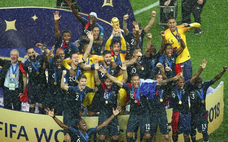 Η Γαλλία στην κορυφή του κόσμου – Εικόνες από την μεγάλη γιορτή