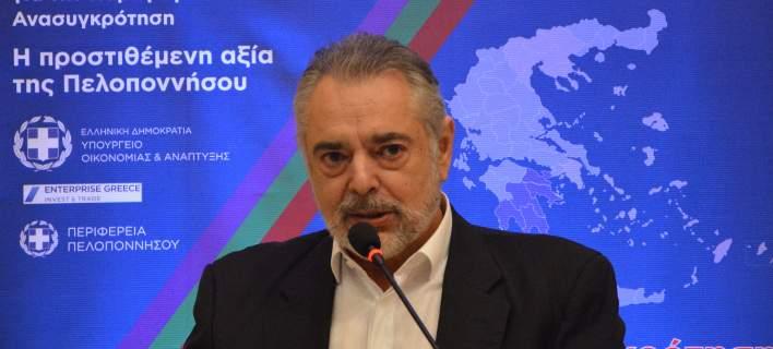 Πέθανε σε ηλικία 58 ετών ο επιχειρηματίας Ιωάννης Λαρσινός