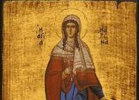 Η Αγία Μαρίνα*
