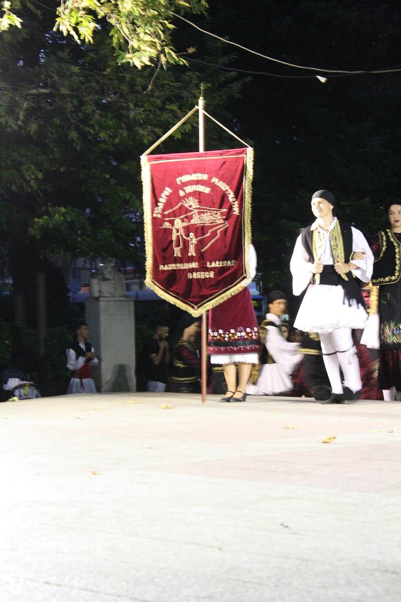 ΦΕΣΤΙΒΑΛ ΠΑΡΑΔΟΣΙΑΚΩΝ ΧΟΡΩΝ-ΛΑΡΙΣΑ (9)