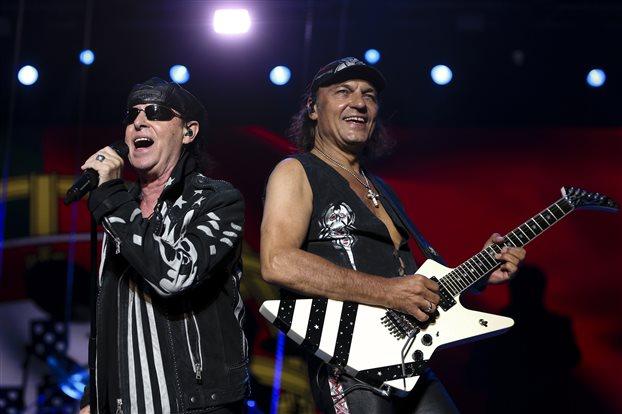 Scorpions : Μάγεψαν το Καλλιμάρμαρο συνοδεία της ΚΟΑ