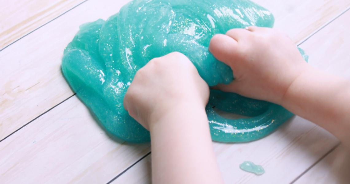 Είναι το «slime» τόσο ακίνδυνο για τα παιδιά όσο νομίζουμε;