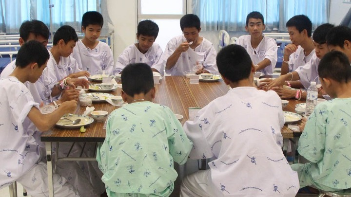 Ταϊλάνδη: Στα μέσα ενημέρωσης θα μιλήσουν για πρώτη φορά τα παιδιά που διασώθηκαν