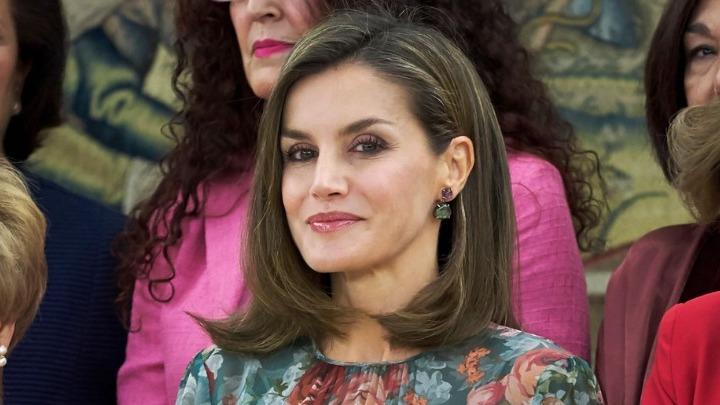 Η βασίλισσα Λετίθια επισκέφθηκε τις εγκαταστάσεις της Infocancer