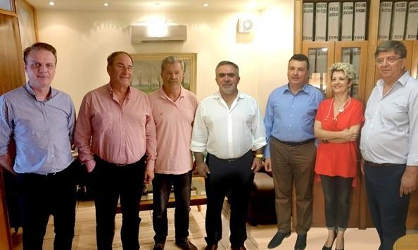 Υπεγράφησαν οι συμβάσεις παραχώρησης χώρων από τους Δήμους στην ΕΔΑ ΘΕΣΣ