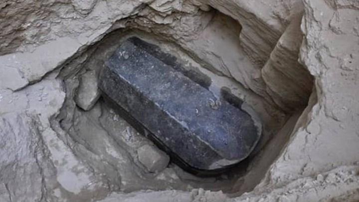 Λύθηκε το μυστήριο με τη σαρκοφάγο που βρέθηκε στην Αλεξάνδρεια της Αιγύπτου