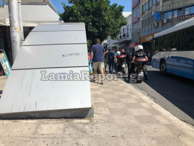 Λαμία: Η τουαλέτα του στοίχισε 200€ !!!
