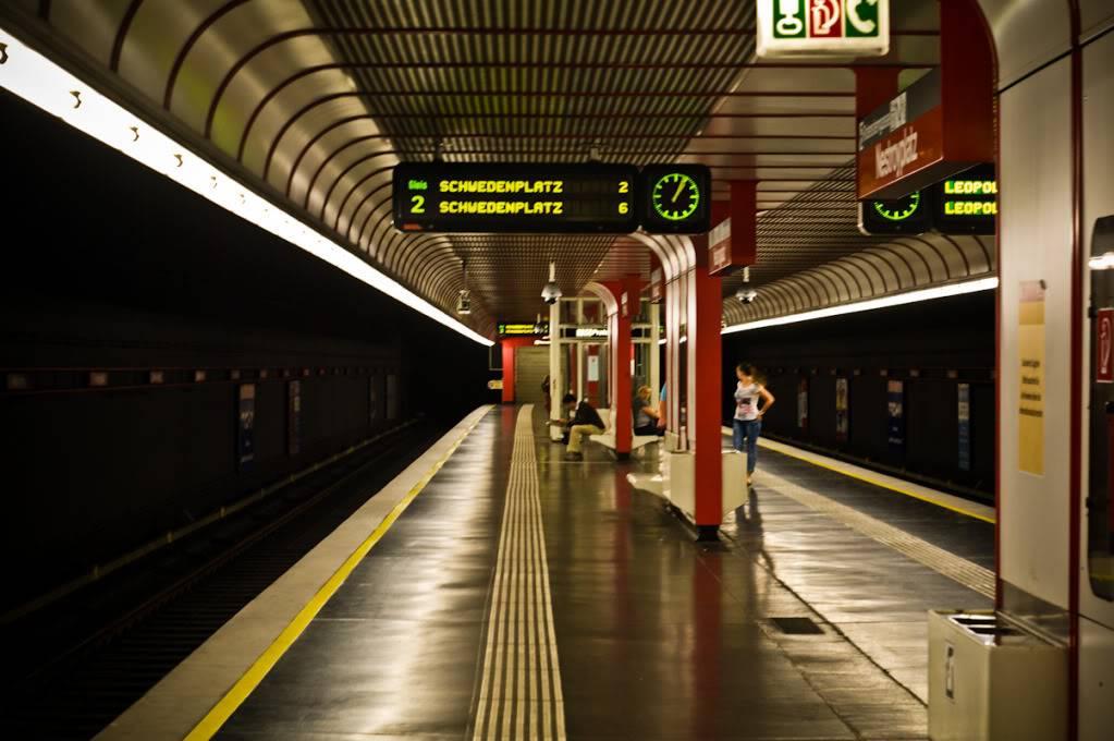 Τέλος στη δυσοσμία προσπαθούν να βάλουν στο μετρό της Βιέννης