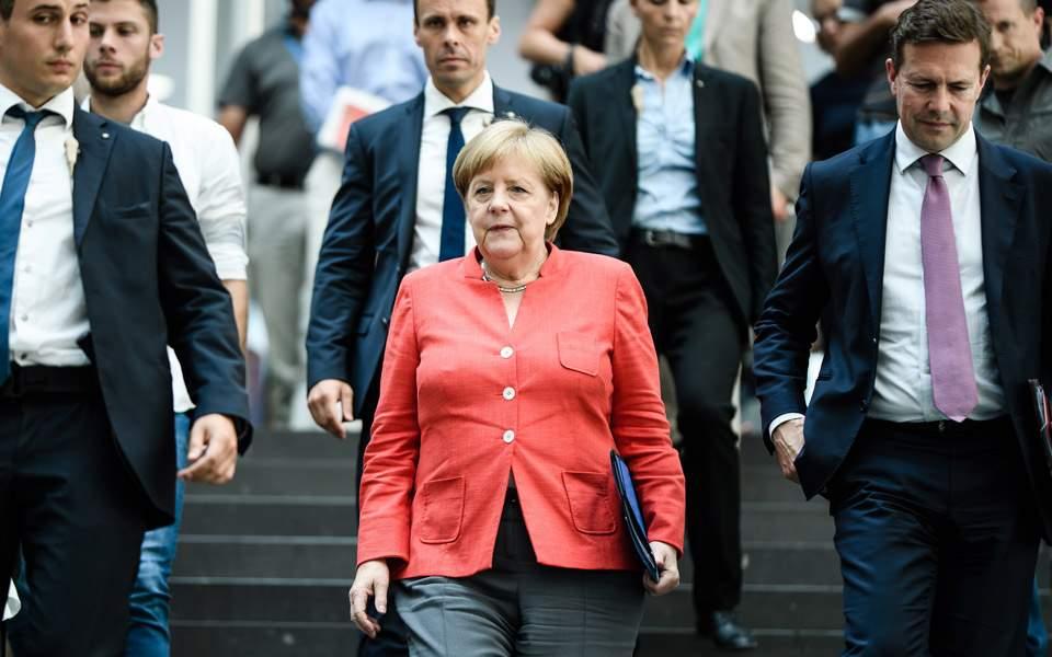 Στην Κρήτη τις επόμενες εβδομάδες η Άνγκελα Μέρκελ;