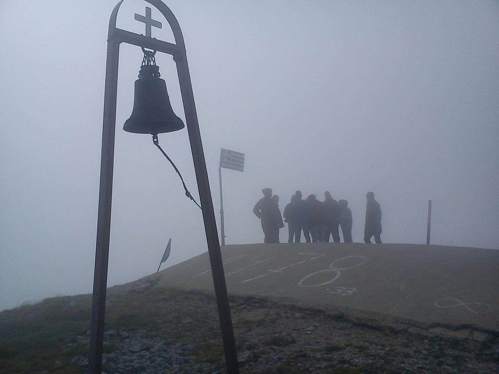 Από τον Αγιο-Λια της Κορυφής του Κισσάβου… ανήμερα της γιορτής του