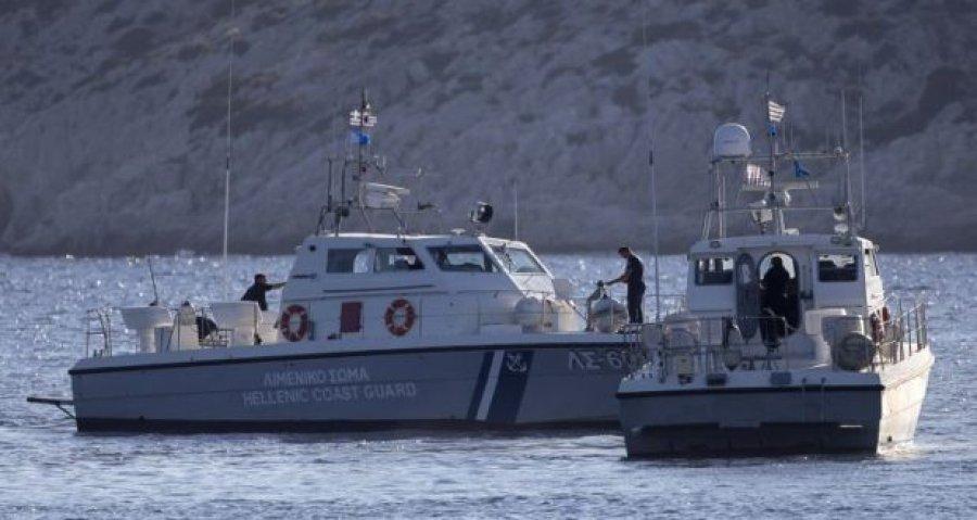 Βυθίστηκε αλιευτικό στη Σύμη μετά από σύγκρουση με τουρκικό σκάφος