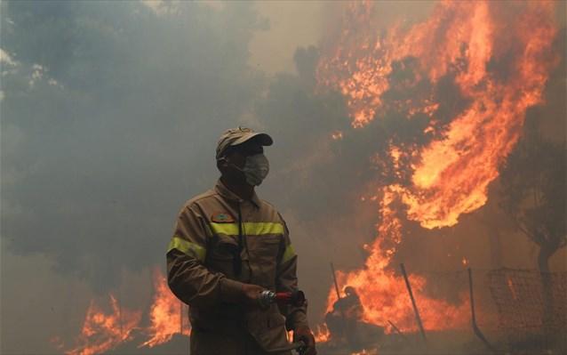 Αττική: 30 χρόνια στο έλεος των πυρκαγιών (infographic)