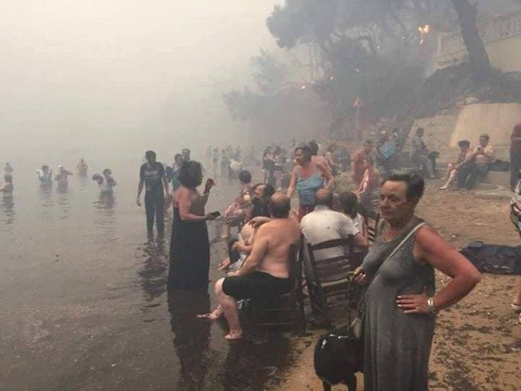 Ο διεθνής Τύπος για την τραγωδία στην Ανατολική Αττική