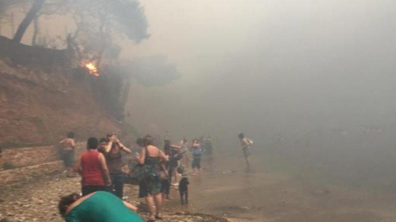 Πυρκαγιά στο Μάτι: Μυστήριο με δύο σορούς που ακόμα δεν έχουν αναζητηθεί