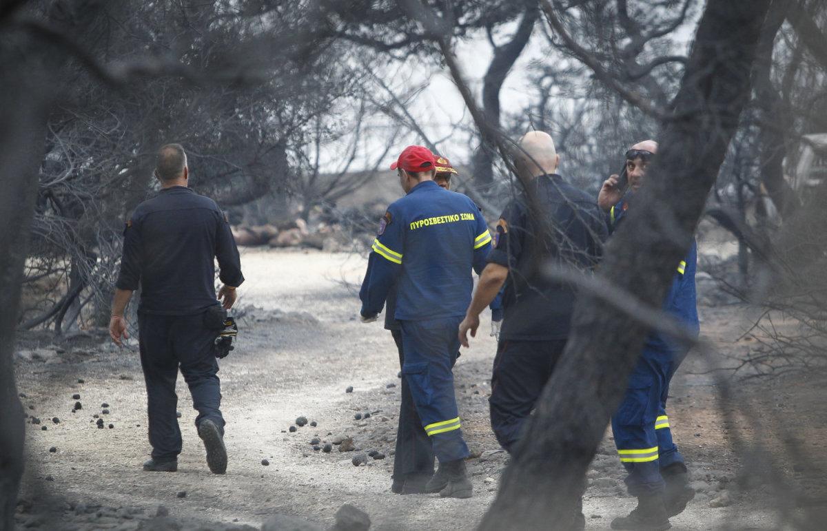 Πυροσβεστική: Σύμμαχος από αύριο ο καιρός για την αντιμετώπιση των πύρινων μετώπων