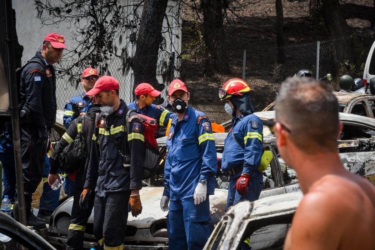 Ανέσυραν νεκρό από αυτοκίνητο στην Αργυρή Ακτή