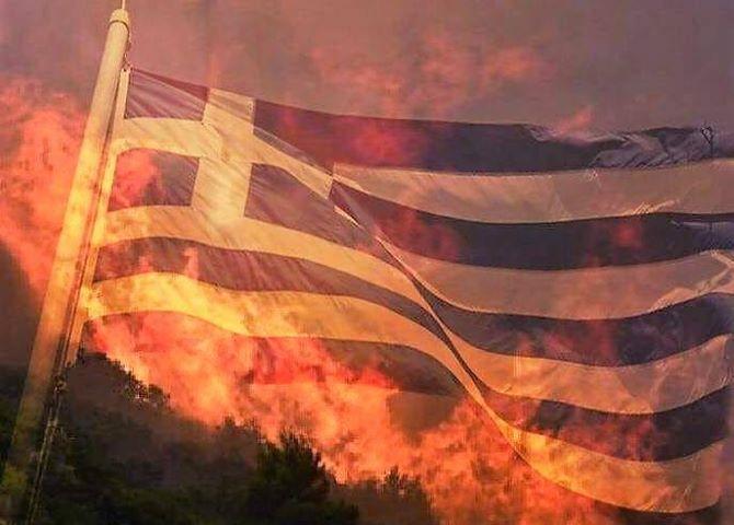Από την Ικαρία το 1993 στο Μάτι – 184 άνθρωποι «έσβησαν» στις φλόγες