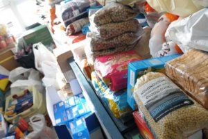 Συγκέντρωση τροφίμων για τους πυρόπληκτους της Αττικής και στον Δήμο Κιλελέρ