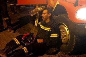 Ένα ποίημα προς τιμή των πυροσβεστών