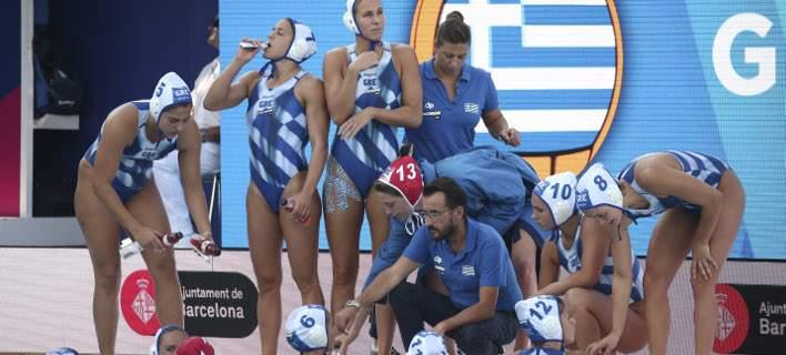 Εθνική πόλο γυναικών: Στον τελικό του Ευρωπαϊκού