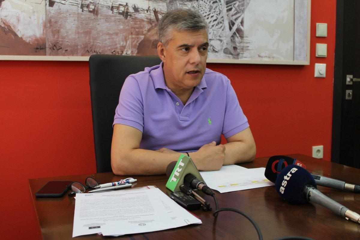 Αγοραστός: «Αδικαιολόγητη η καθυστέρηση του υπουργείου Υποδομών»