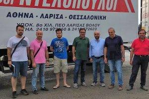 Δήμος Κιλελέρ: Συγκέντρωση τροφίμων για τους πυρόπληκτους της Αττικής