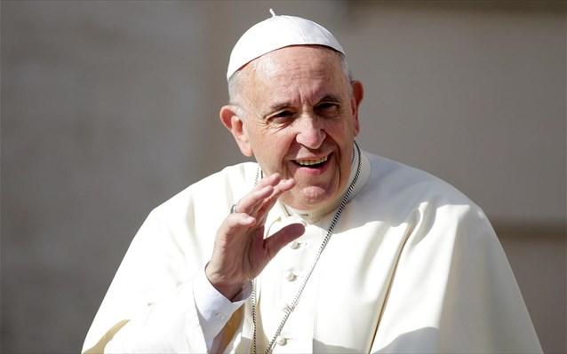 Συλλυπητήριο μήνυμα από τον Πάπα Φραγκίσκο στον Πρ. Παυλόπουλο