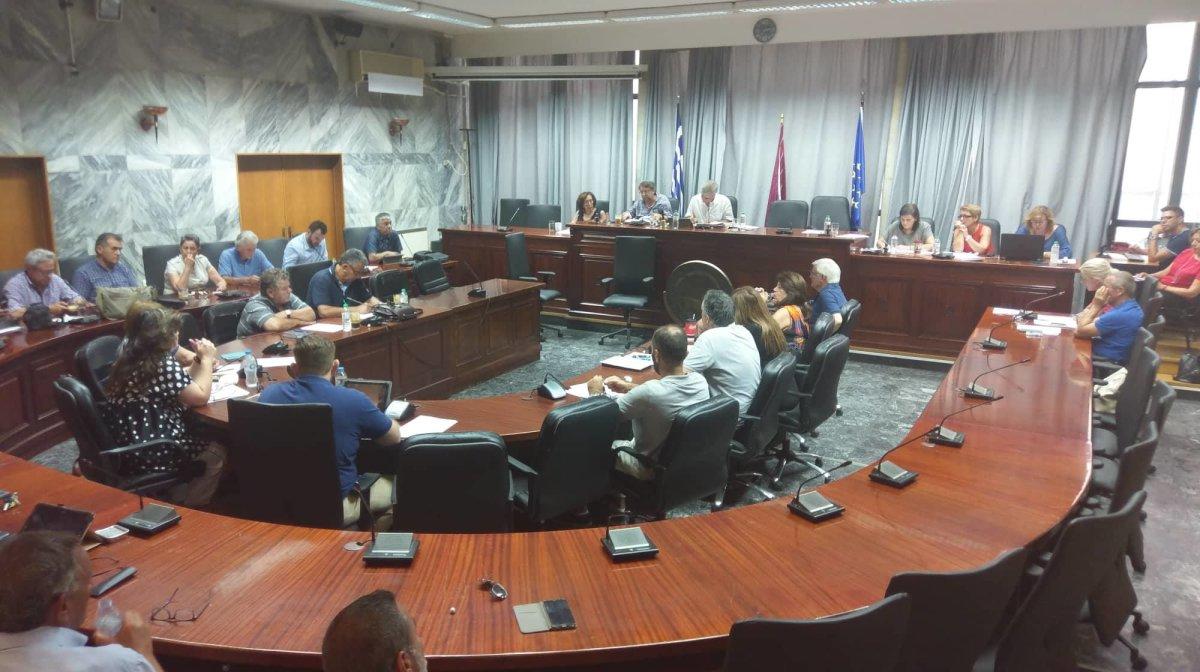 Συνεδριάζει το Δημοτικό Συμβούλιο του Δήμου Λαρισαίων