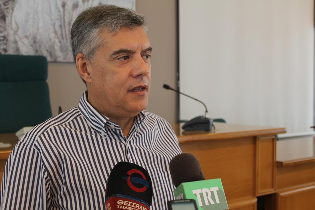 Δεκαέξι αγροτικοί δρόμοι χρηματοδοτούνται από την Περιφέρεια Θεσσαλίας