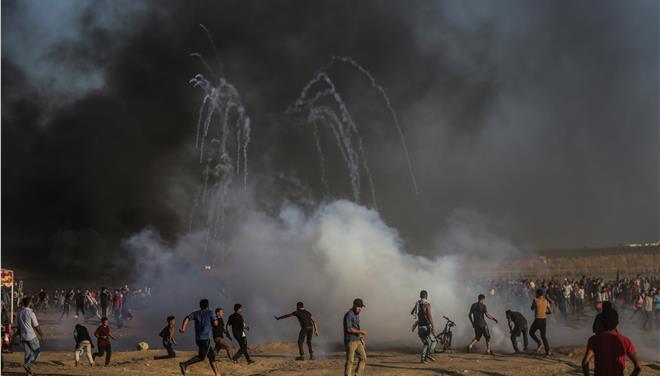 Ακόμη δύο νεκροί Παλαιστίνιοι από ισραηλινά πυρά